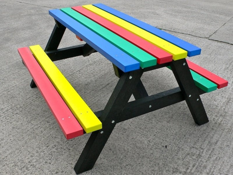 Permalink to building a wood picnic table