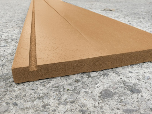Fascia Boards Recycled Plastic Wood Trade